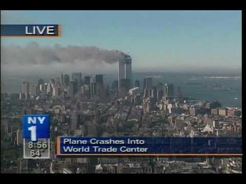 NY1 9/11 Breaking News 8:50 am