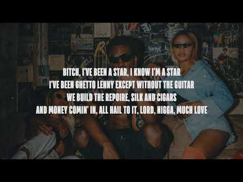 SAINt JHN - Nigga Shit (Lyrics)