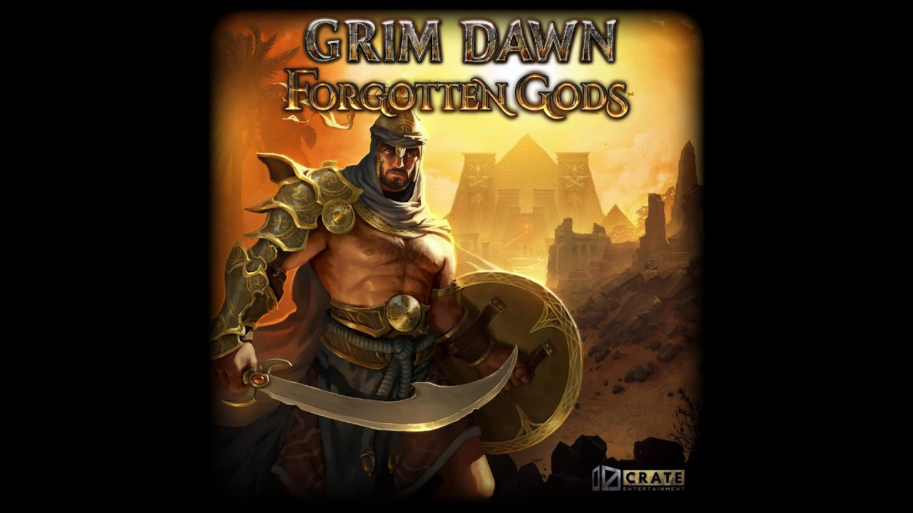 Grim Dawn: Forgotten Gods Soundtrack - 15 - Secrets of the Sands