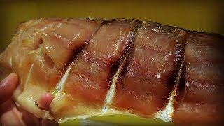 Балык из Толстолобика Своими Руками Старый Дедовский Рецепт Вяленая Рыба