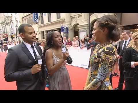Lenora Crichlow  - BAFTA TV Awards Red Carpet