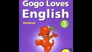 GOGO LOVES ENGLISH 2   STUDENT BOOK   UNIT 3