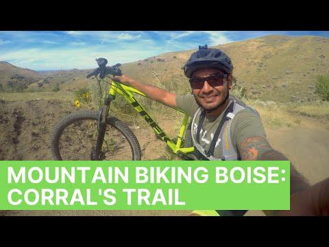 Things To Do In Boise, Idaho - Biking And Hiking Trails In Boise: Corral's Trail