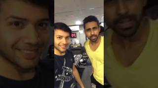 Sanam live in facebook-channa mereya song (part-1)