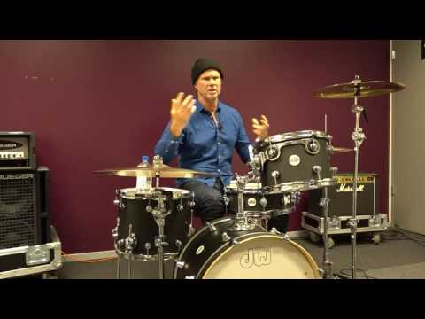 Interview with Chad Smith - October 2016