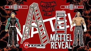 New Wwe Figures Revealed During Sdcc Matt And Jeff Hardy Figures