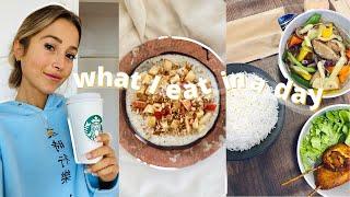 La mia DIETA HeaĮthy per l'Autunno *WHAT I EAT IN A DAY*
