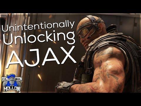 Call of Duty: Blackout Gameplay   Unintentionally Unlocking Ajax