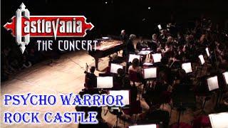 CASTLEVANIA II PSYCHO WARRIOR - Piano solo