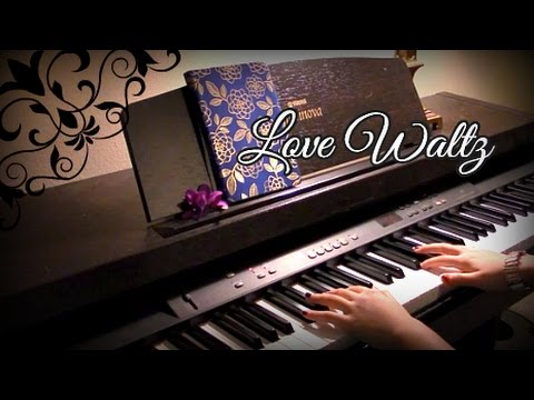 Love Waltz (HD Quality)   The Secret of Moonacre Piano
