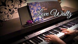 Love Waltz (HD Quality) | The Secret of Moonacre Piano