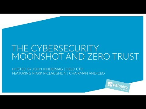 The Cybersecurity Moonshot and Zero Trust