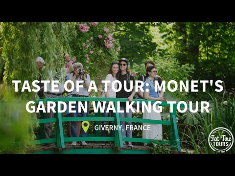 Taste Of A Tour: Monet's Garden & Giverny Walking Tour With Tour Guide Eugenia