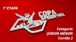 Copa Speed Park - 1ª Etapa - Júnior Menor - Corrida 2