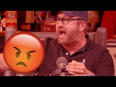 Burnie Gets Mad at Construction   RT