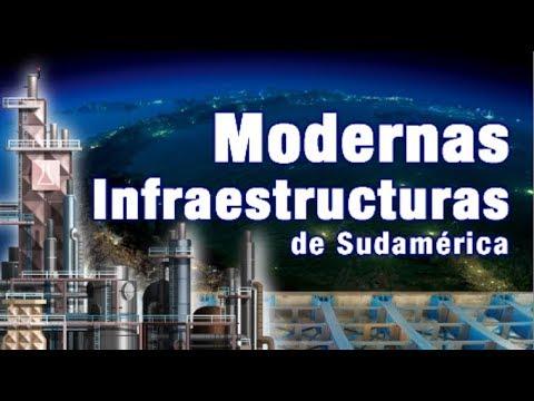 Top 7 MegaEstructuras Modernas y Tecnologicas de Sudamerica