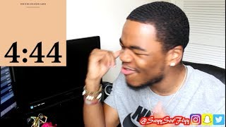JAY-Z - Marcy Me | 4:44 | Reaction
