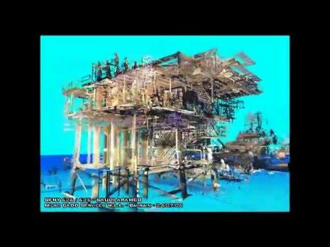 3D Laser Scanning - Offshore Platform