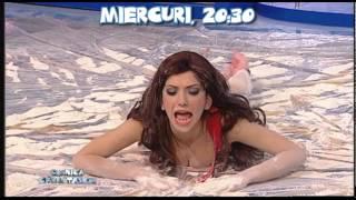 Mihaela Radulescu de la Romanii au talent la Cronica Carcotasilor