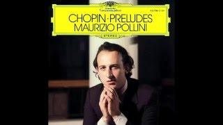 Chopin - 24 Preludes, Op. 28 (Maurizio Pollini)