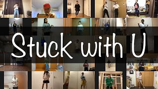 【DANCE】Stuck with U / Ariana Grande & Justin Bieber choreography【4K】
