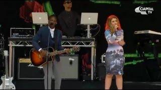 "Labrinth ft. Ella Henderson - ""Beneath Your Beautiful"" Capital FM Summertime Ball (9th June)"