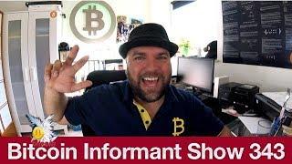 #343 Bitcoin Blase wird nie platzen, Klage gegen Krypto Bank Verbot Indien & $50 Millionen Exit Scam