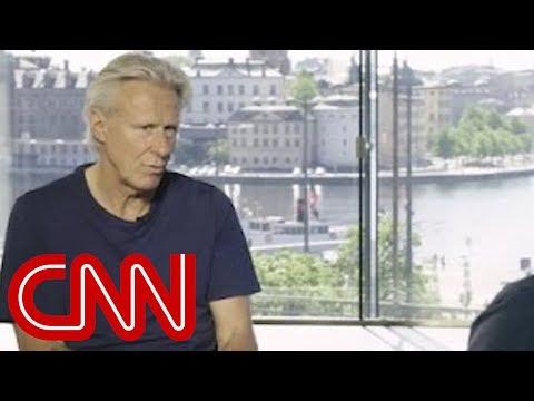 Björn Borg calls Federer 'best ever'