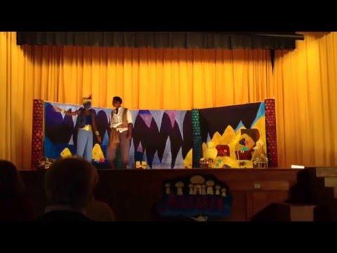 Nativity Preparatory Academy presents Aladdin
