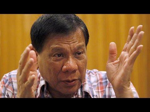 Neuer Präsident Philippinen