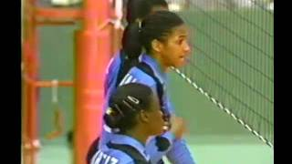 1989 Women`s Volleyall Cuba vs Japan
