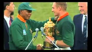 Springbok Rugby Style