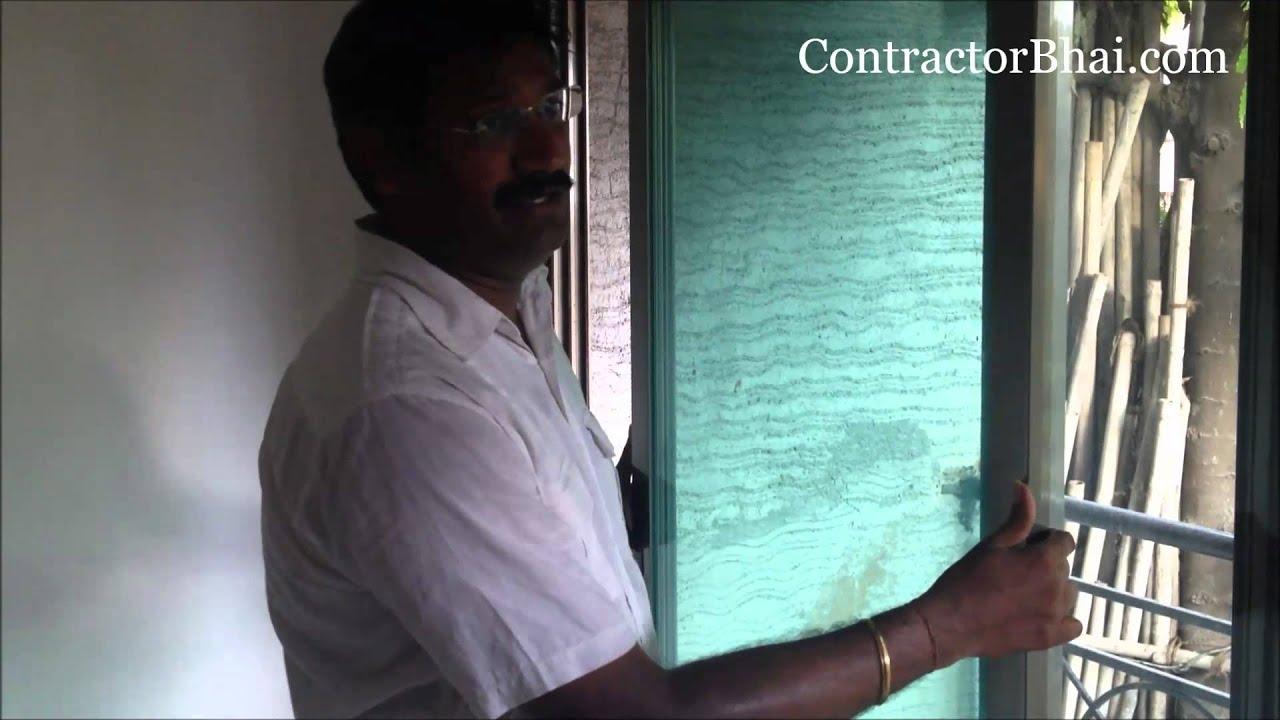 Quot Jindal Aluminium Sliding Window Quot By Contractorbhai Com