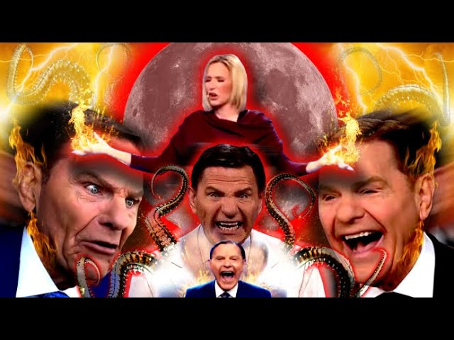 Kenneth Copeland VS Paula White: The Holy Seed (Trump's Satanic Cabal)