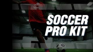 Learn About The Soccer Pro Kit | Soccer Training | Play Soccer Like The Pros