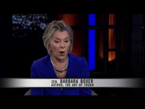 Real Time with Bill Maher: Barbara Boxer – High on Hillary - June 10, 2016 (HBO)