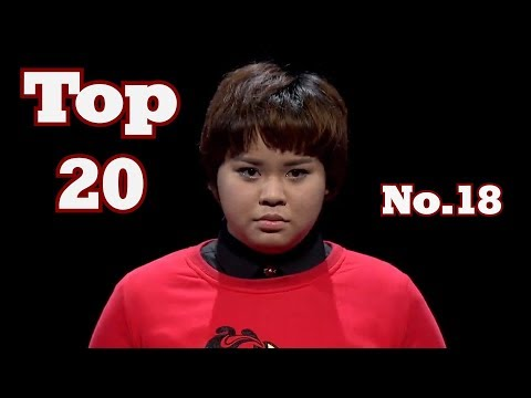 The Voice - My Top 20 Blind Auditions Around The World (No.1