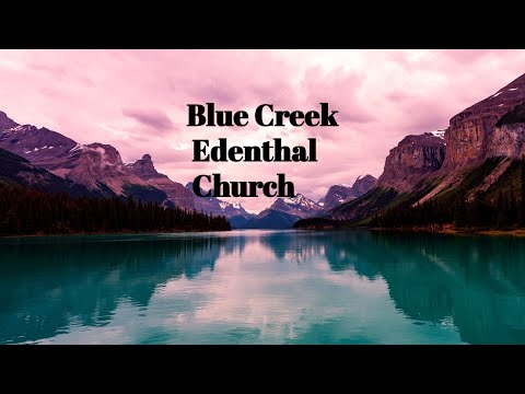 Blue Creek Edenthal Church Belize Live Stream