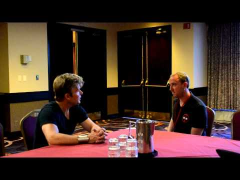 Vic Mignogna Interview at Otakon 2013