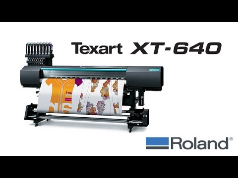 The Texart XT-640 Dye-Sublimation Printer