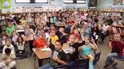 Cedar Hills Elementary School All-School Video 2015