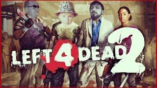 Left 4 Dead 2 по сети #3 Играют ✪ЭДВИН ✪ОТЕЦ  ✪ДЯДЯ   | #Игры #IMac #Steam