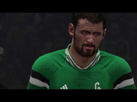 Boston Celtics Championship Celebration & Ring Ceremony - NBA2K16