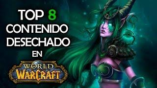 TOP 10 RAZAS NUNCA VISTAS   World of Warcraft