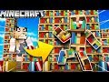BIBLIOTECZKA TROLL - ZABAWA W CHOWANEGO W MINECRAFT (Hide and Seek) | Vito vs Bella