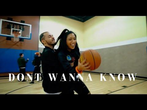 Don't Wanna Know By @Maroon5 & @KendrickLamar | @DanaAlexaNY Choreography