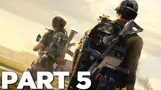THE DIVISION 2 Walkthrough Gameplay Part 5 - SPACE MUSEUM (PS4 Pro)