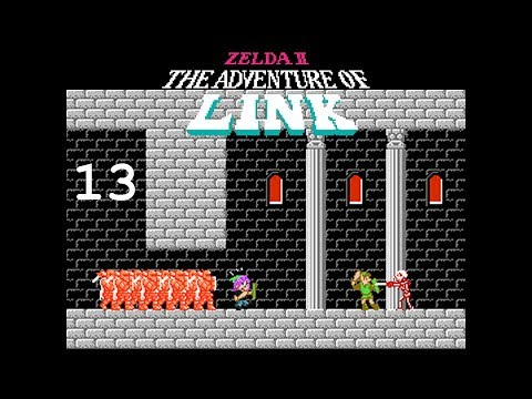 "Zelda 2: Adventure of Link: ""Stabby Placeholder Name"" - Episode 13"