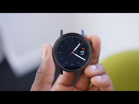 MKBHD-Moto 360 V2 Review!