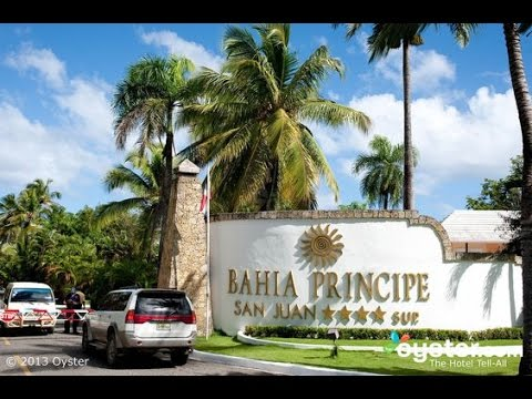 Documental Hotel Grand Bahía Príncipe San Juan  Dominican Republic Oficial (Tours 2016)